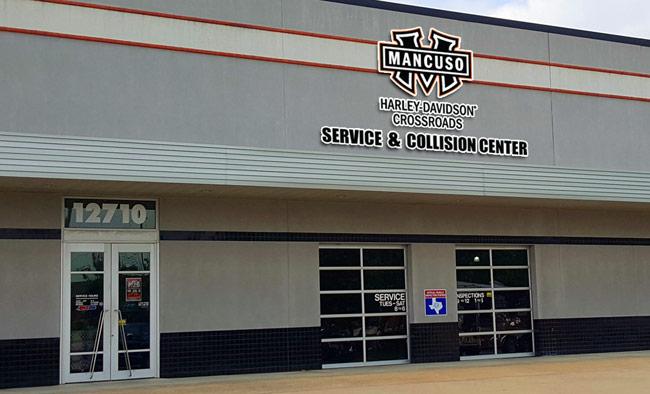 Mancuso Harley Davidson >> Collision Center Mancuso Harley Davidson Crossroads